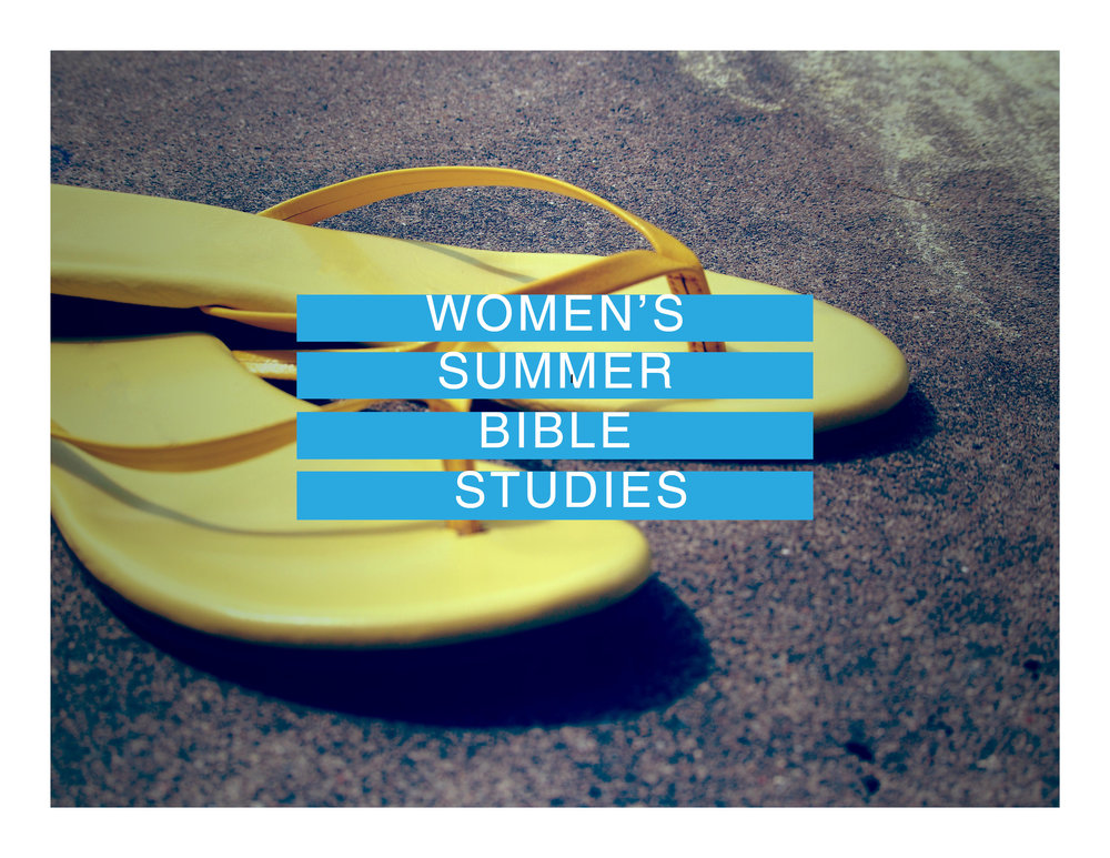 Bible Studies — CBC Women
