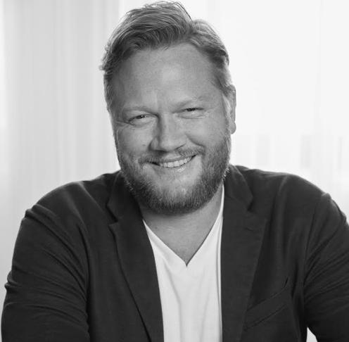 Chris Budden Chief Marketing Officer