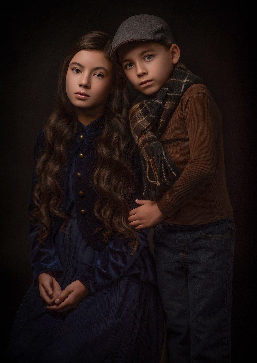 CHILDREN -