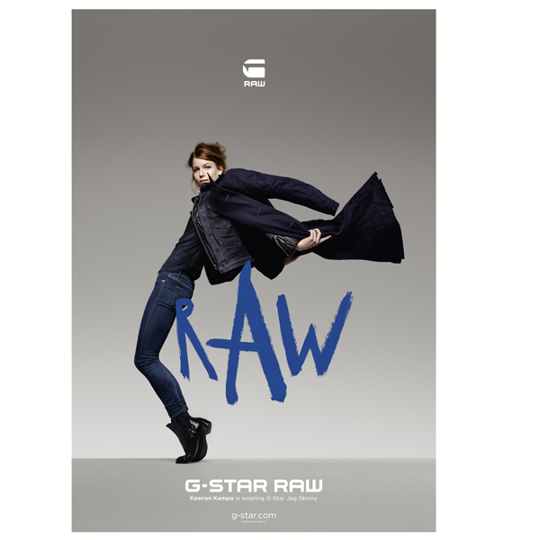 By Rankin for G Star Raw