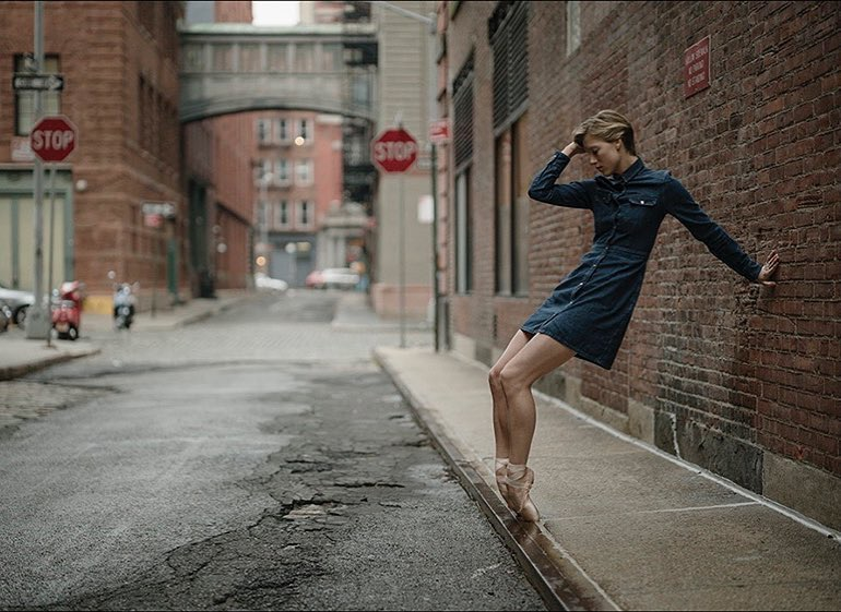 Ballerina Project by Dane Shitagi