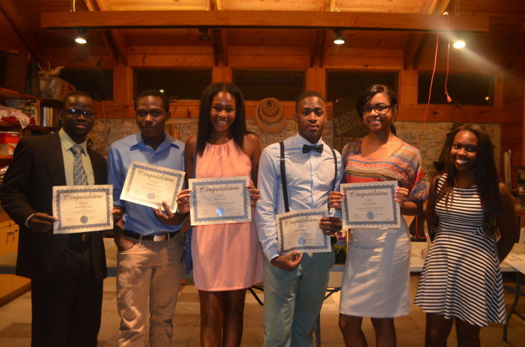 2015 RISE Scholarship Winners