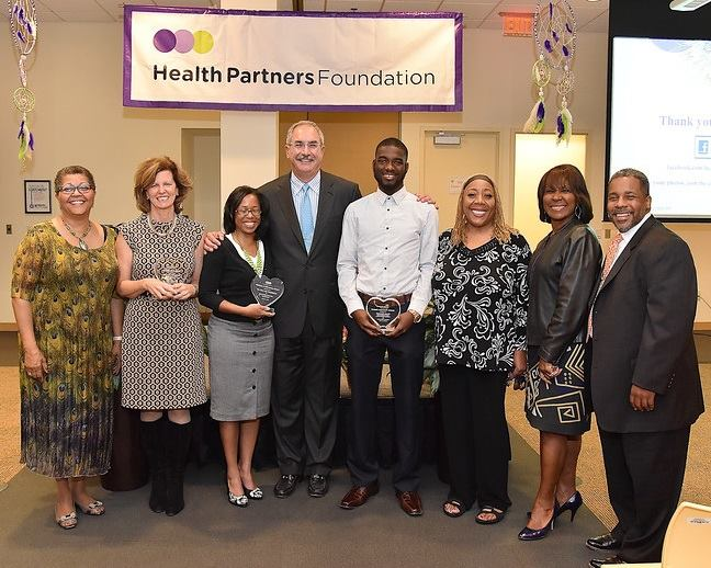Health Foundation Partners - Making a Difference Awards