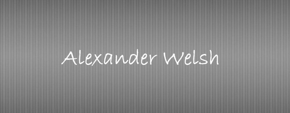 Alexander Welsh.jpg