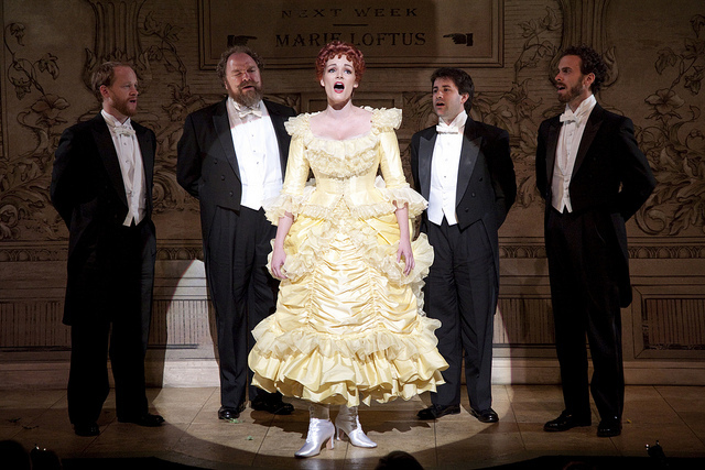 Mrs Warren's Profession. Shakespeare Theatre Company, DC