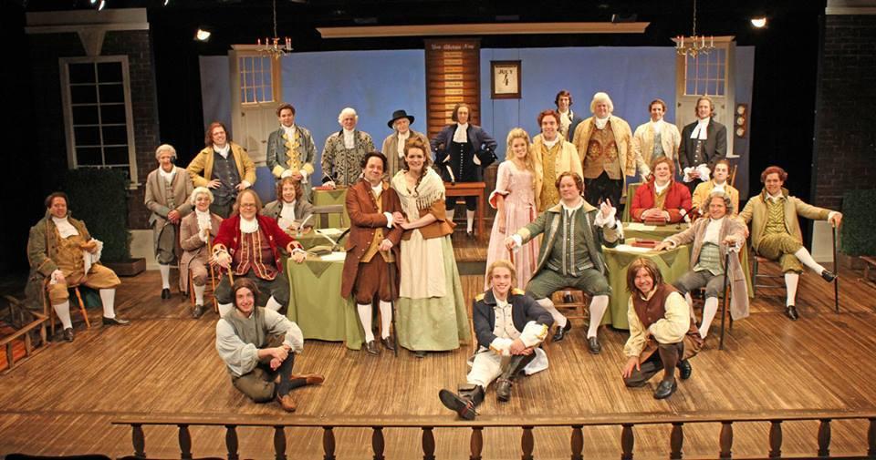 1776 at Cortland Repertory Theater