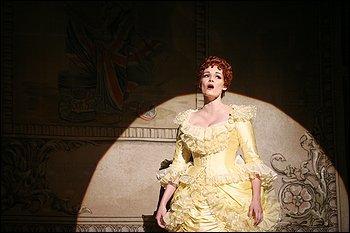 As Kitty Vavasour. Mrs Warren's Profession. The Shakespeare Theatre, DC. Photo: Scott Suchman