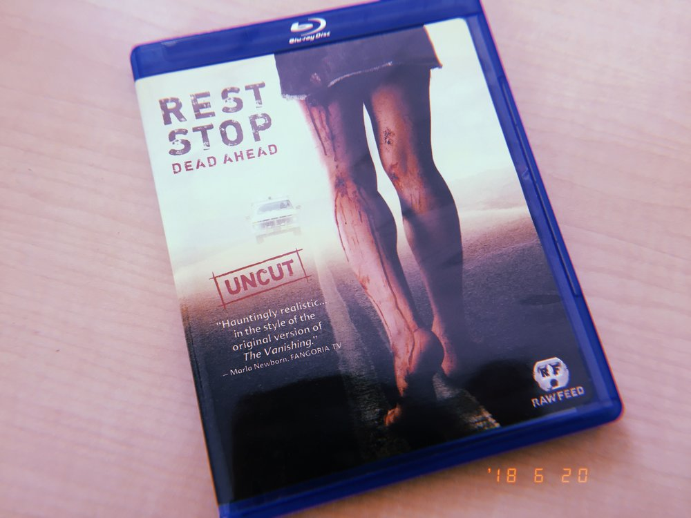Movie Pick - Rest Stop Dead Ahead (2006)