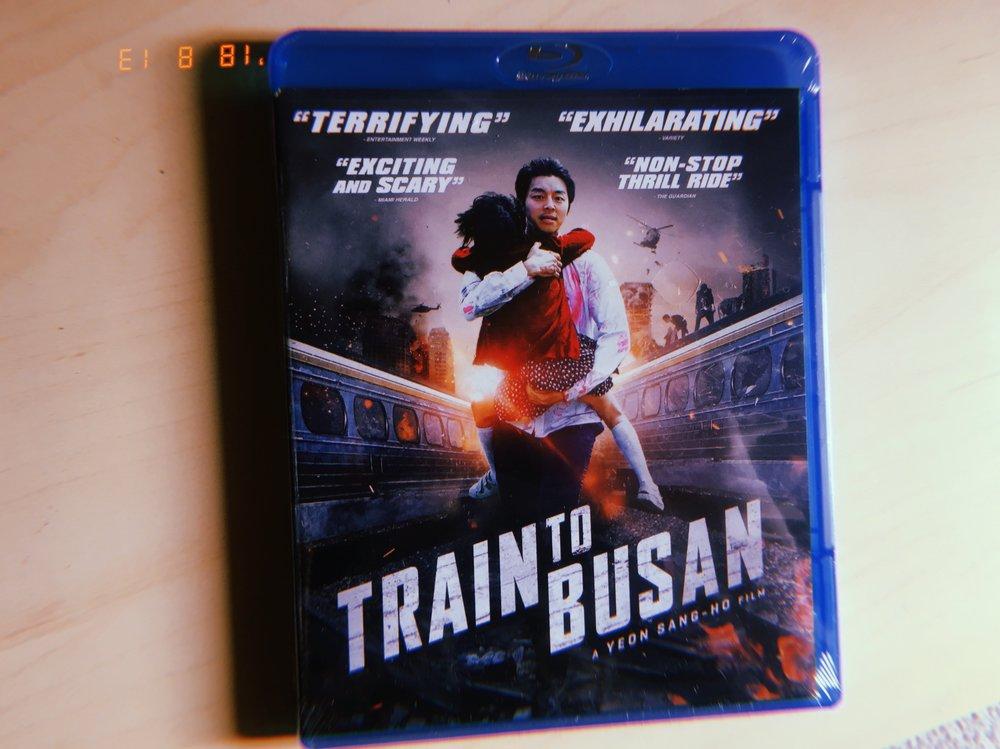 Movie Pick - Train to Busan (2016)