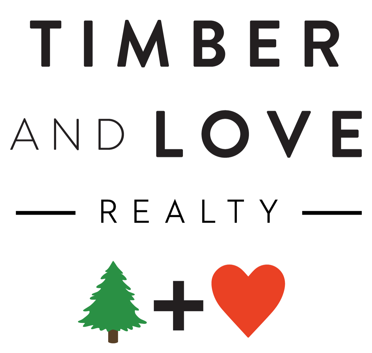 TIMBER AND LOVE REALTY