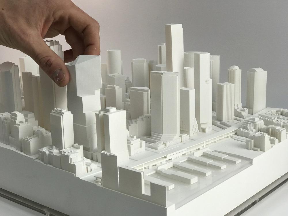 2000 City Masterplan