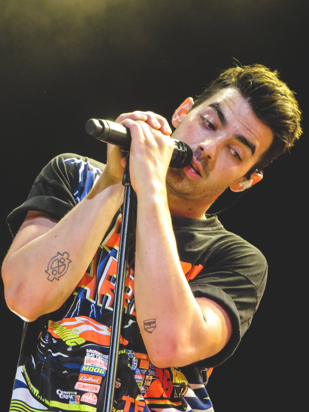 Joe Jonas of DNCE