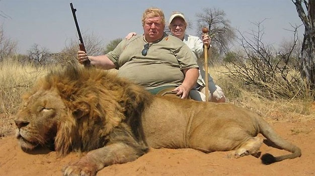 trophy hunting must stop