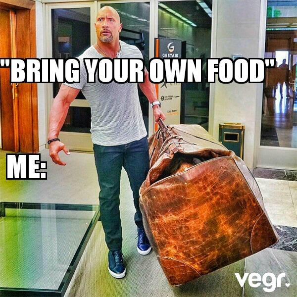 vegan bbq