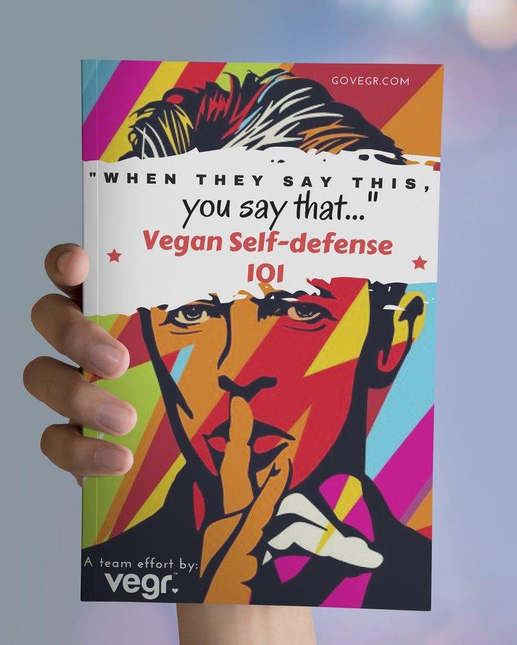 Vegan Self-defense 101