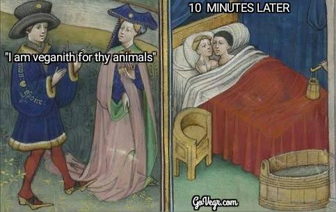 History Of Veganism