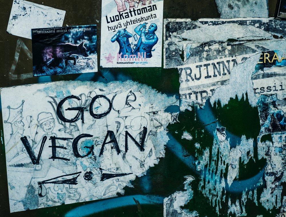 veganism isn't a fad