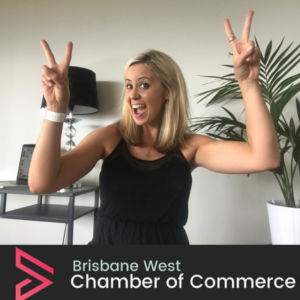 Brisbane West Chamber of Commerce is growing...  - ... with me, joining the Board! :)Looking after Events and Social Media. So if you have something interesting to share and want to become a guest speaker at one of the upcoming events, I want to hear from you!events@briswestchamber.org.au