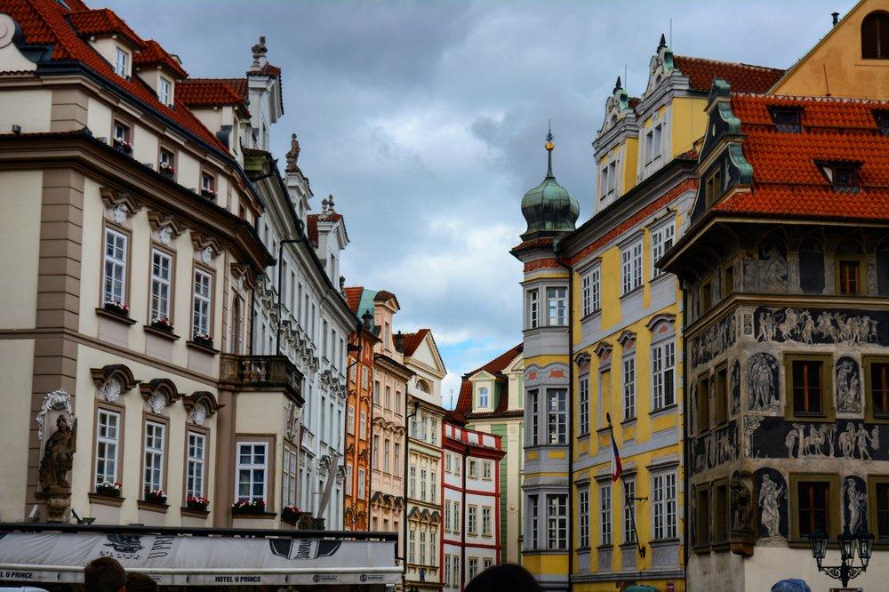 // Prague, Czech Republic