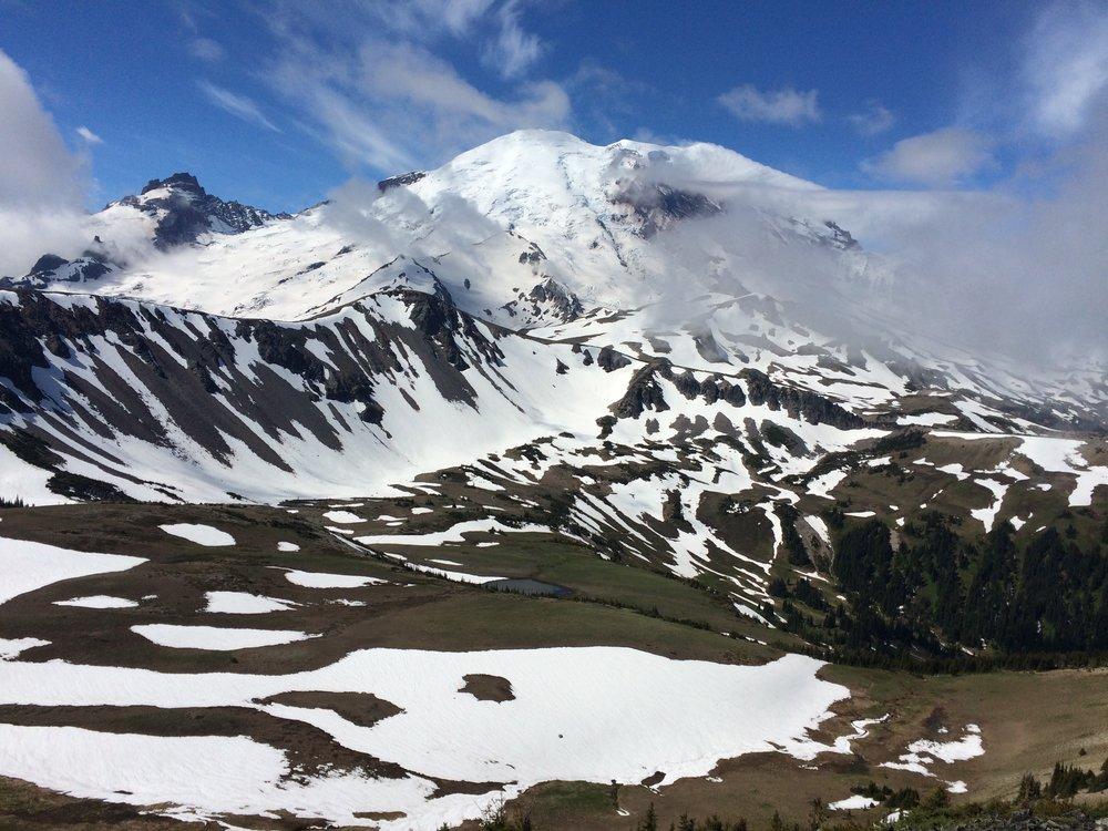 // Mount Fremont Lookout | Mount Rainier