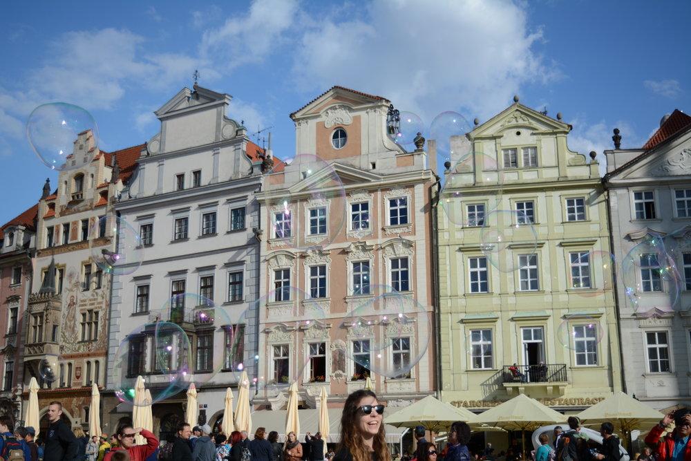 // Old Town Square | Prague