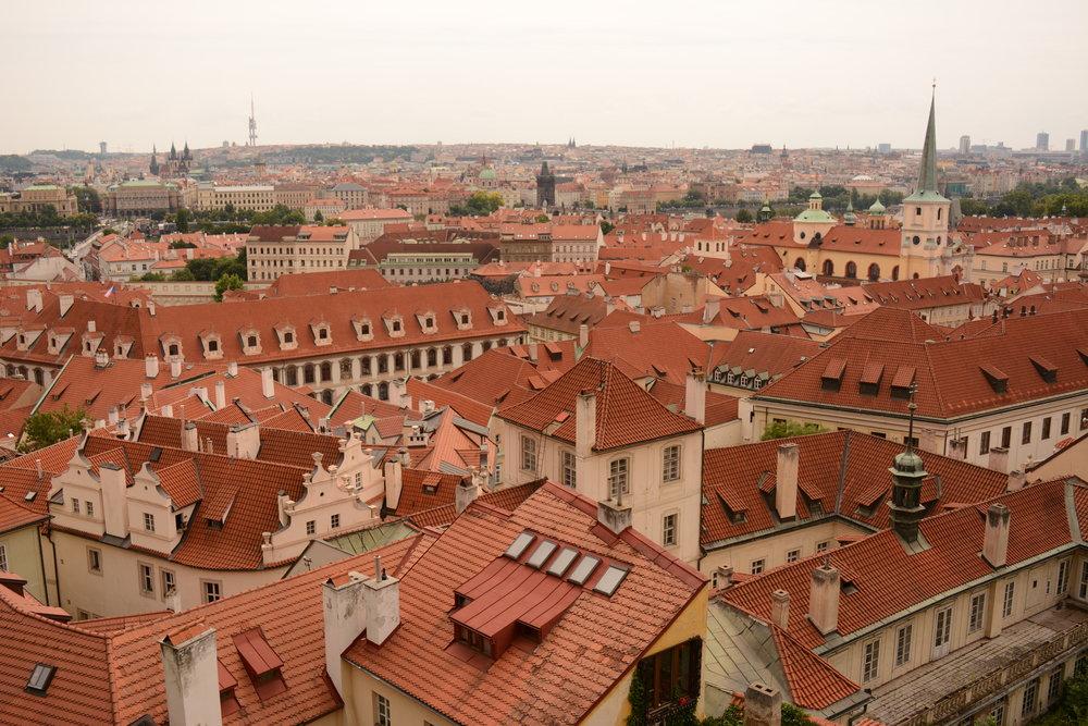 // Prague Palace | Prague, Czech Republic