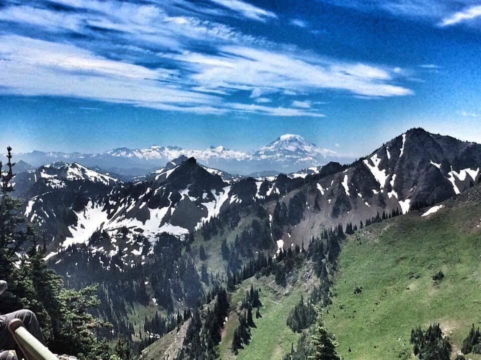 // Crystal Mountain Loop | Mount Rainier
