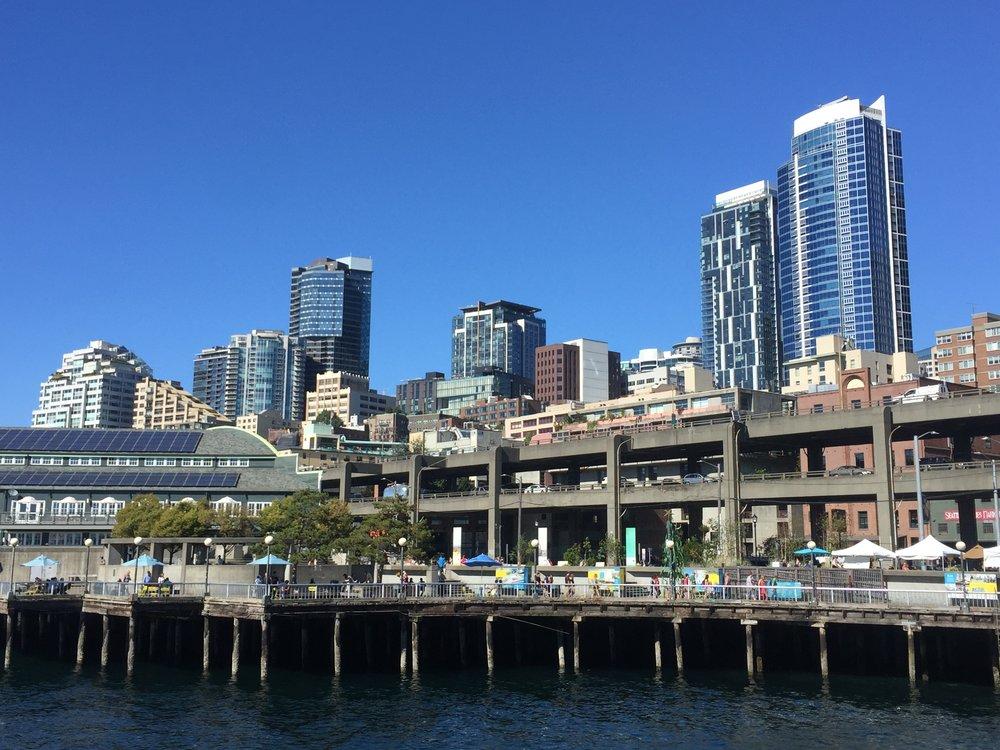 // Seattle Waterfront