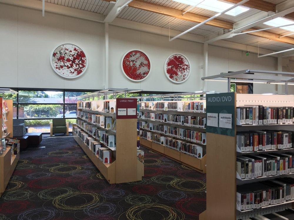 The 320th Library in Federal Way, WA