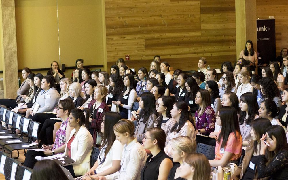 WiUX Conference attendees
