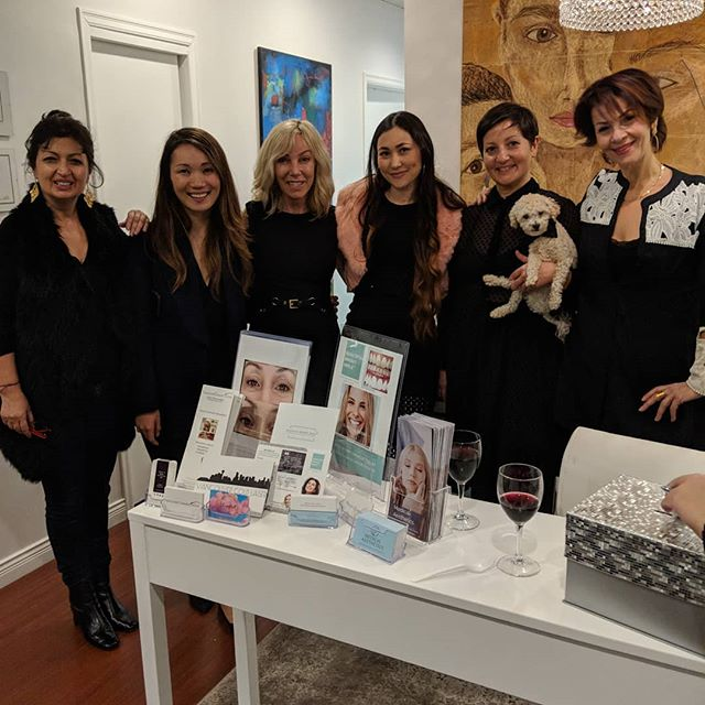 Thank you to all our guests last night at our client appreciation event💕💕 Our team of beauty professionals look forward to seeing you all soon 😘  #beauty  #permantmakeup  #teethwhitening  #dr.jacqueline #smp #lashfulleyes #vancouvercoldlaser #plasmaskintightening #cosmetictattoo #kitsilanobobia #dawngannoncoaching #machedesigns