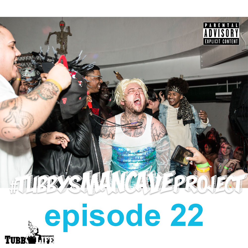 Sooo... Saturday got a little crazy.  Check out Episode 22 of #TubbysManCaveProject. Featuring music from Madd Angler, Zay Wonder, Nutcase Sanotra and Lil Kwony as well as a recap of BootyCon.   Soundcloud  /  iTunes Podcast  /  Podbean