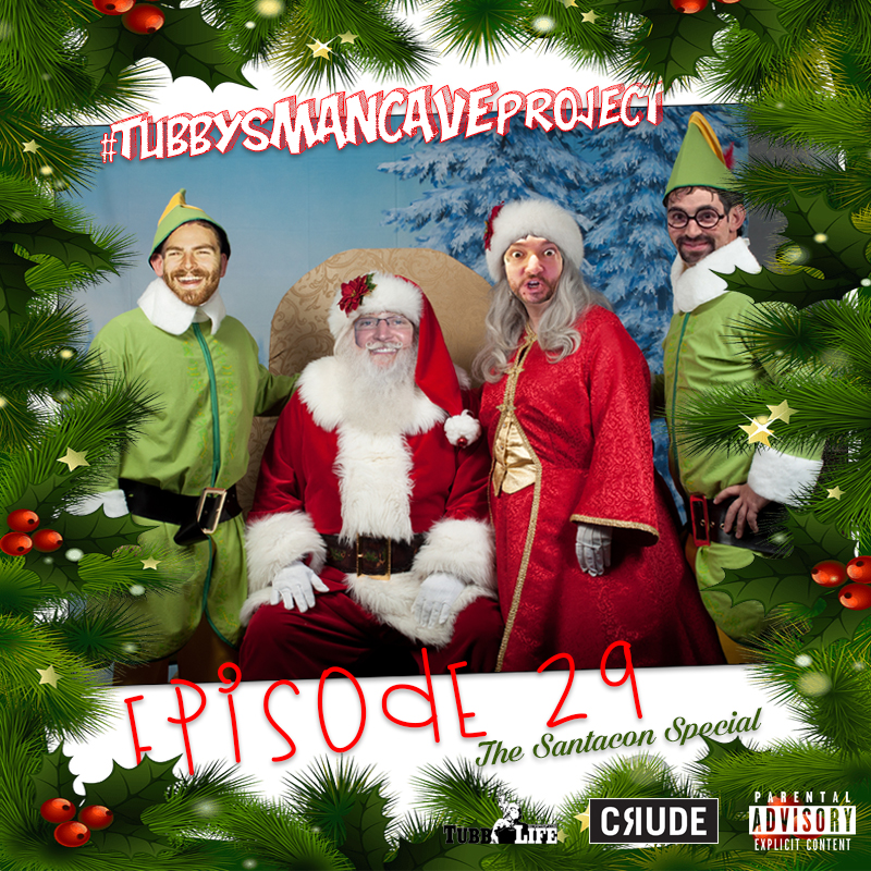 Ho Ho Ho, hoe! Episode 29 of #TubbysManCaveProject features guests, Cody from Crude Magazine, Blade Gang's own, Benji and AK Brizzle. This isn't your typical episode. Enjoy.  Soundcloud  /  iTunes  /  Podbean