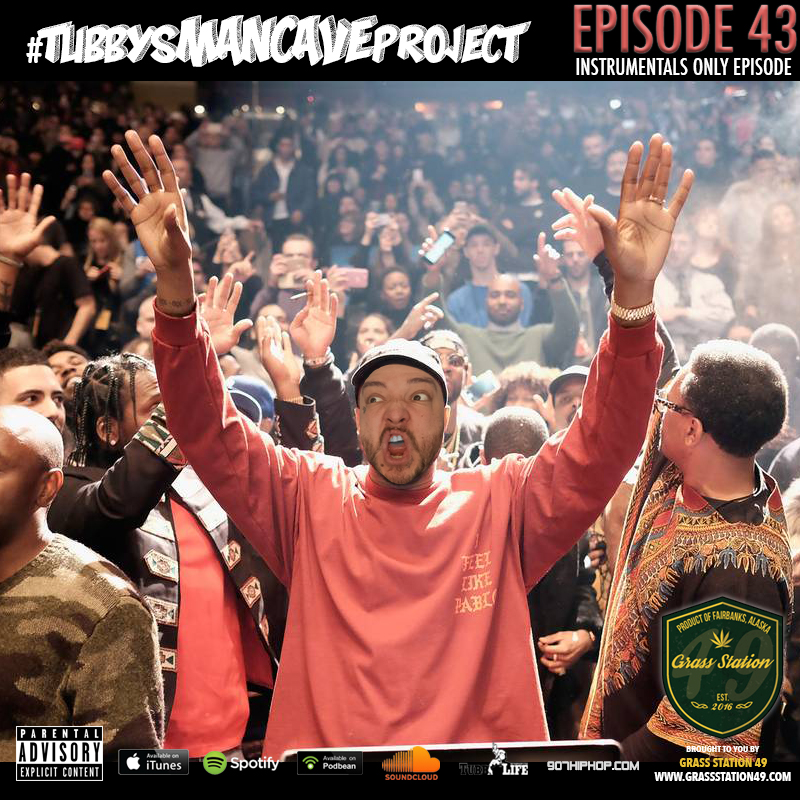 "The 1st ever, ""instrumentals only"" episode. One time for the producers! Check out episode 43!  iTunes  /  Spotify  /  Soundcloud  /  Podbean"
