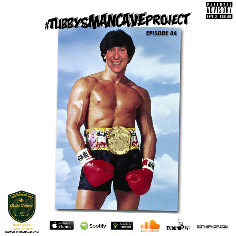 Episode 44 features music from 16 year old, Lil Scope, Tony Taylor featuring Starbuks and Duckman with Mozzy. Also, Anchorage's own, DJ Tico made his boxing debut at the Thursday Night Fights at The Egan Center and yours truly was on scene doing commentary. This one's a barn burner!  iTunes  /  Spotify  /  Soundcloud  /  Podbean
