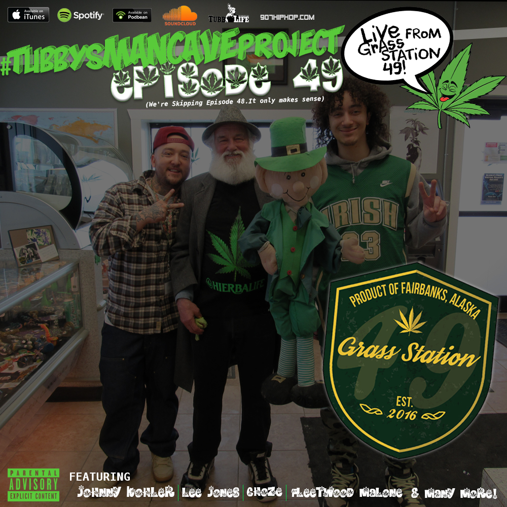 We're skipping 48 and going straight to 49. Grass Station 49, that is. Live from the shop! This one was fun! Enjoy!  iTunes  /  Spotify  /  Soundcloud  /  Podbean