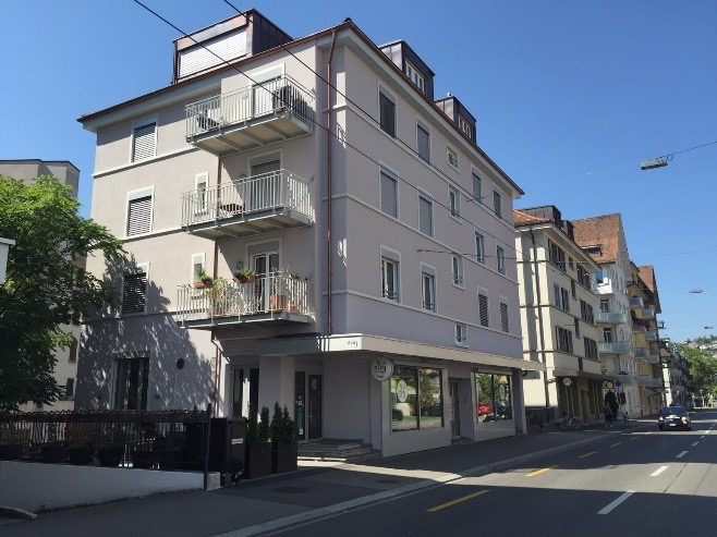Nordstrasse 2238037 Zürich - Wohnhaus