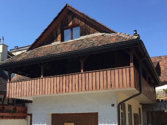 Museumsgasse 5, 8253 Diessenhofen - WohnhausVerkauf geplant 2017