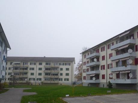 «Im Winkel», 4710 Balsthal - Mehrfamilienhäuser