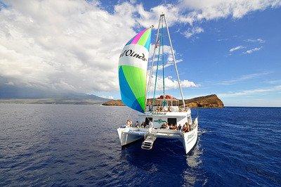 Four Winds - #3 Maui's Family Fun Boat