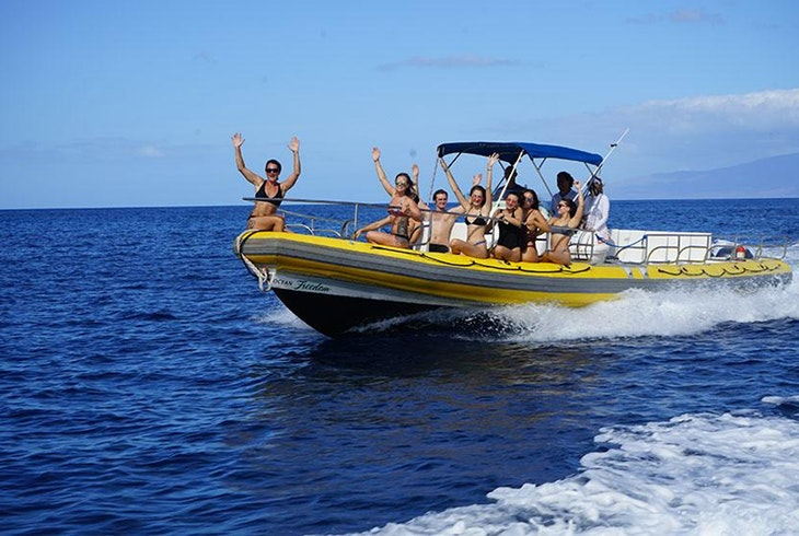 Maui Reef Adventures - #4 Ocean Freedom