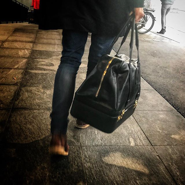 A great bag is a great companion...