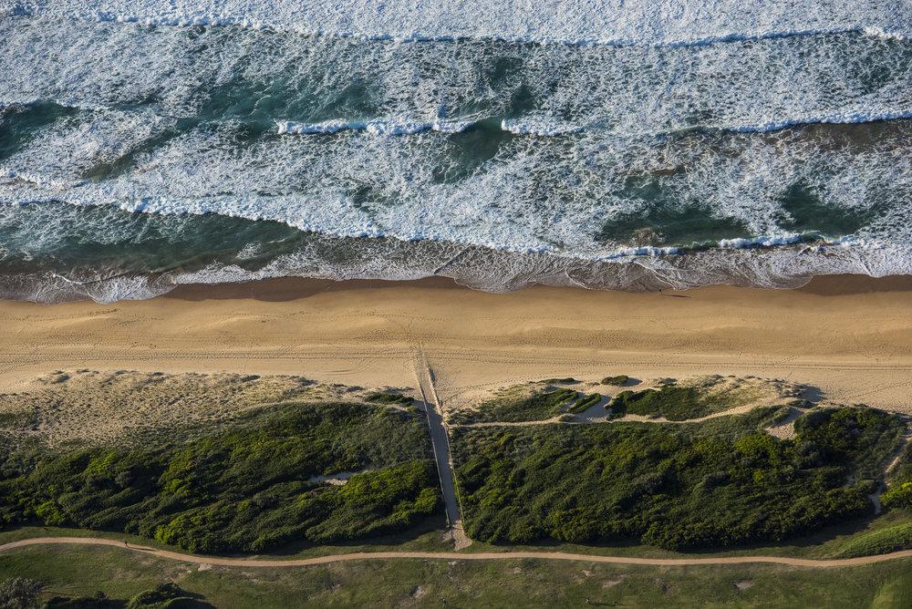 Beach Access, Curl Curl