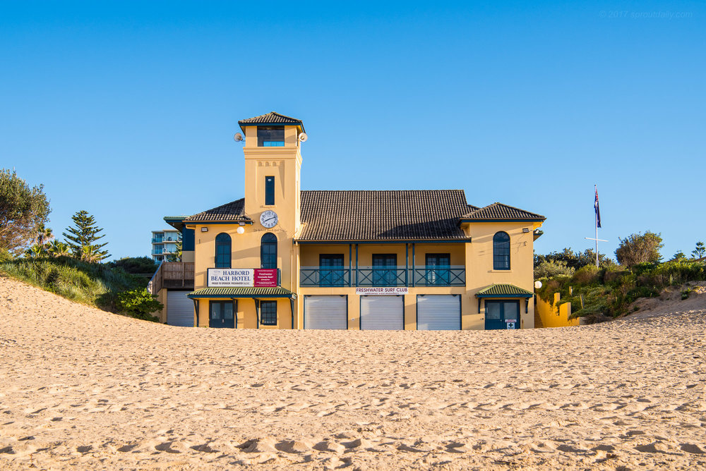 3 Car Garage - Absolute Beachfront