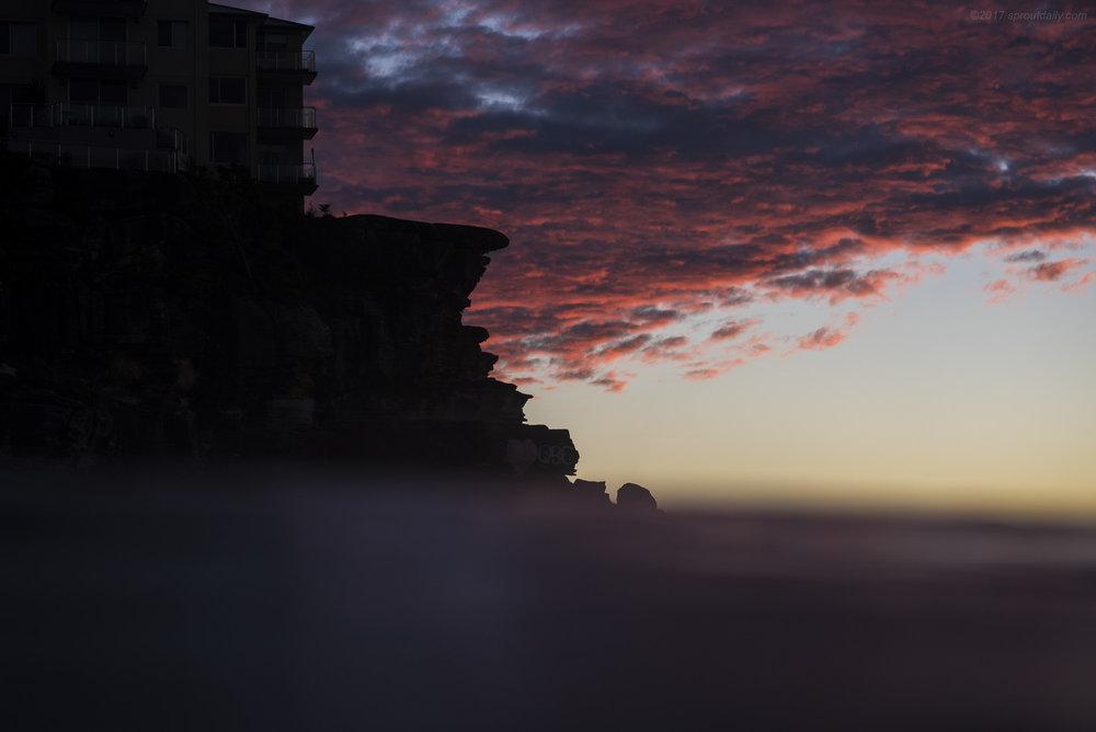 Headland Silhouette