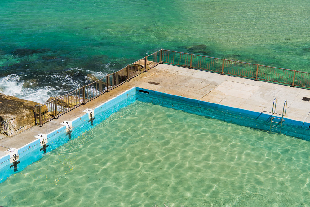 Poolside Angles