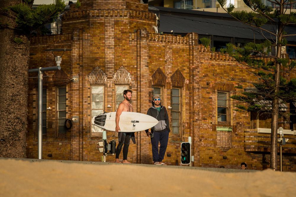 Steyne Surf Check