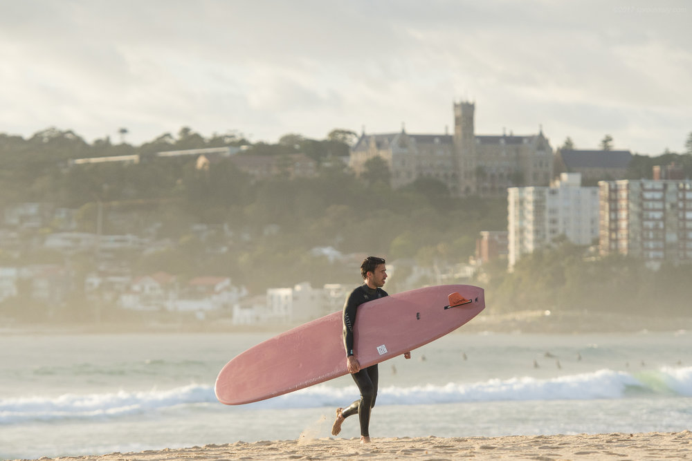 Heath - Mid-surf board swap