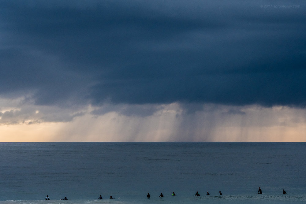 Passing Showers
