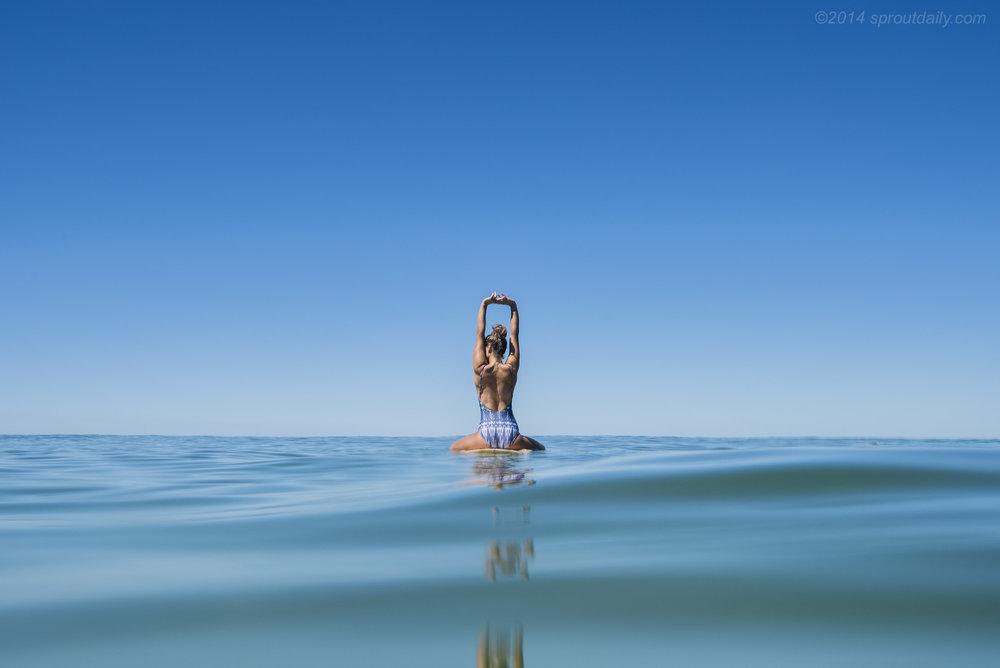 Blue Sky Stretch